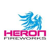 Herstellerlogo Heron Feuerwerk (Heron Vuurwerk / Heron Fireworks)- Feuerwerk einfach online kaufen im Pyrographics Feuerwerkshop