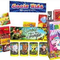 Onlineshop - Kategorie Kinder- & Jugendfeuerwerk (Ganzjahresfeuerwerk)
