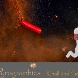 Knall und Schall Feuerwerkspaket von Pyrographics - Feuerwerk einfach online kaufen im Pyrographics Feuerwerkshop