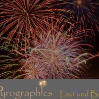 Pyrographics Laut & Bunt