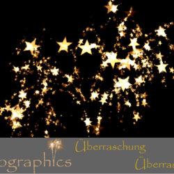 Überraschung Überraschung Feuerwerkspaket von Pyrographics - Feuerwerk einfach online kaufen im Pyrographics Feuerwerkshop