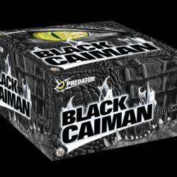 Black Caiman Verbundfeuerwerk (Jubiläumsedittion) von Lesli Feuerwerk/Firework - Feuerwerk online kaufen im Pyrographics Feuerwerkshop