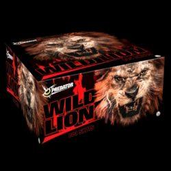 Wild Lion Verbundfeuerwerk von Lesli Feuerwerk/Firework - Feuerwerk online kaufen im Pyrographics Feuerwerkshop
