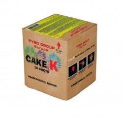 Cake K von Pyrotrade/PGE - Feuerwerk online kaufen im Pyrographics Feuerwerkshop