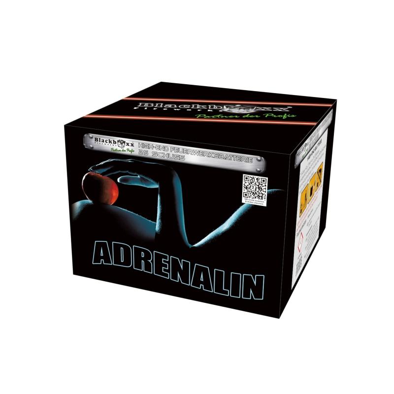 Blackboxx – Adrenalin