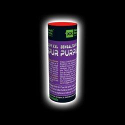 Bengaltopf Purpur/Lila von Blackboxx Feuerwerk /Firework- Feuerwerk online kaufen im Pyrographics Feuerwerkshop