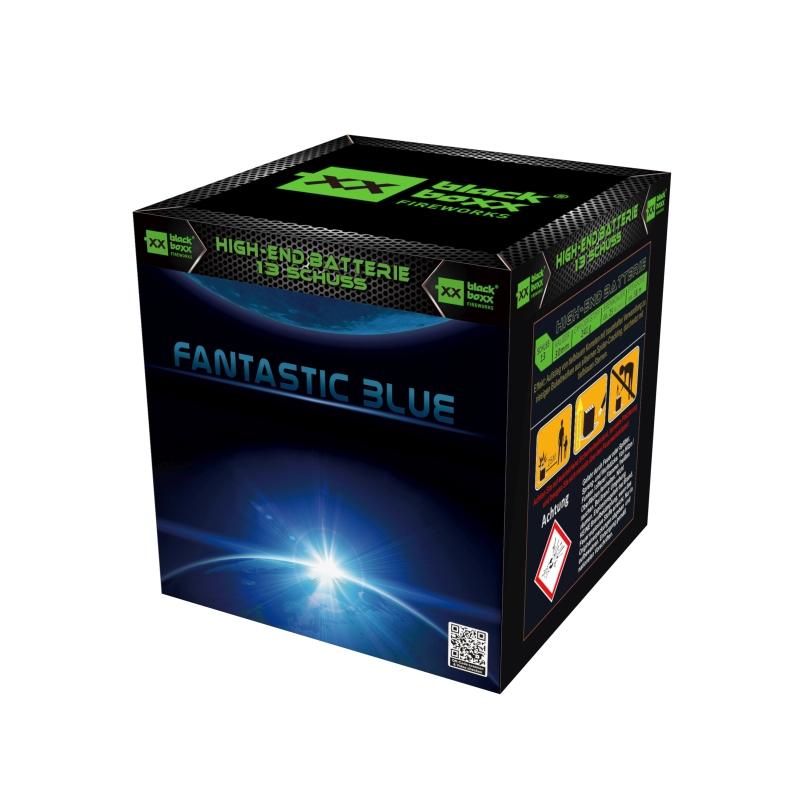 Blackboxx – Fantastic Blue