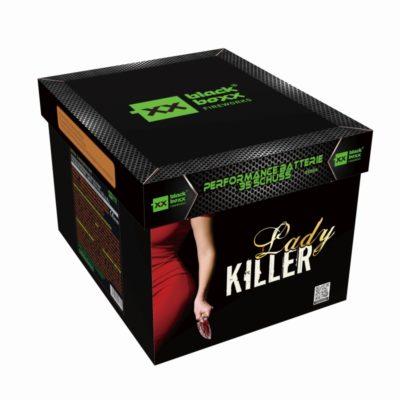 Lady Killer von Blackboxx Feuerwerk /Firework- Feuerwerk online kaufen im Pyrographics Feuerwerkshop
