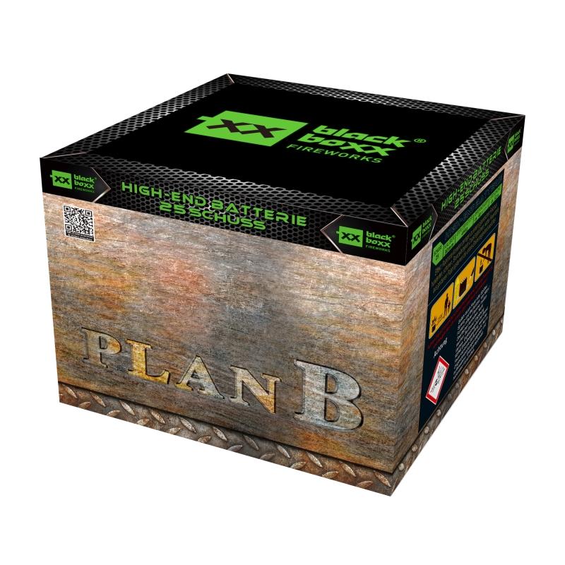 Blackboxx – Plan B