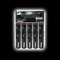 5er Pack Rauchfackeln Schwarz von Blackboxx Feuerwerk /Firework- Feuerwerk online kaufen im Pyrographics Feuerwerkshop