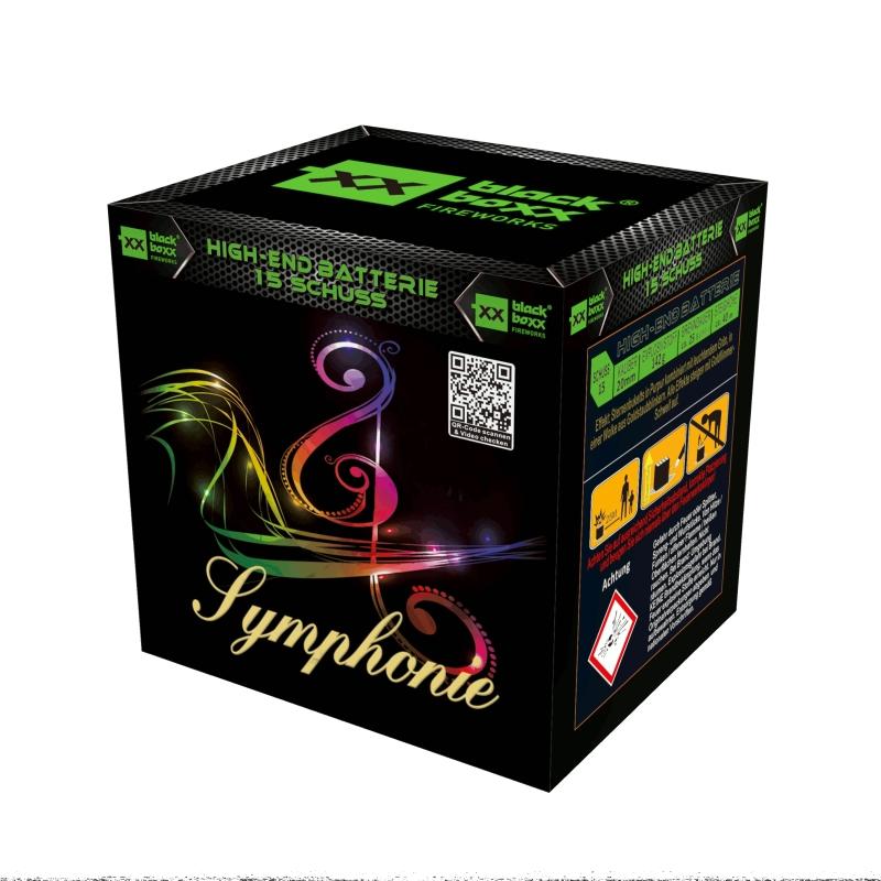 Blackboxx – Symphonie