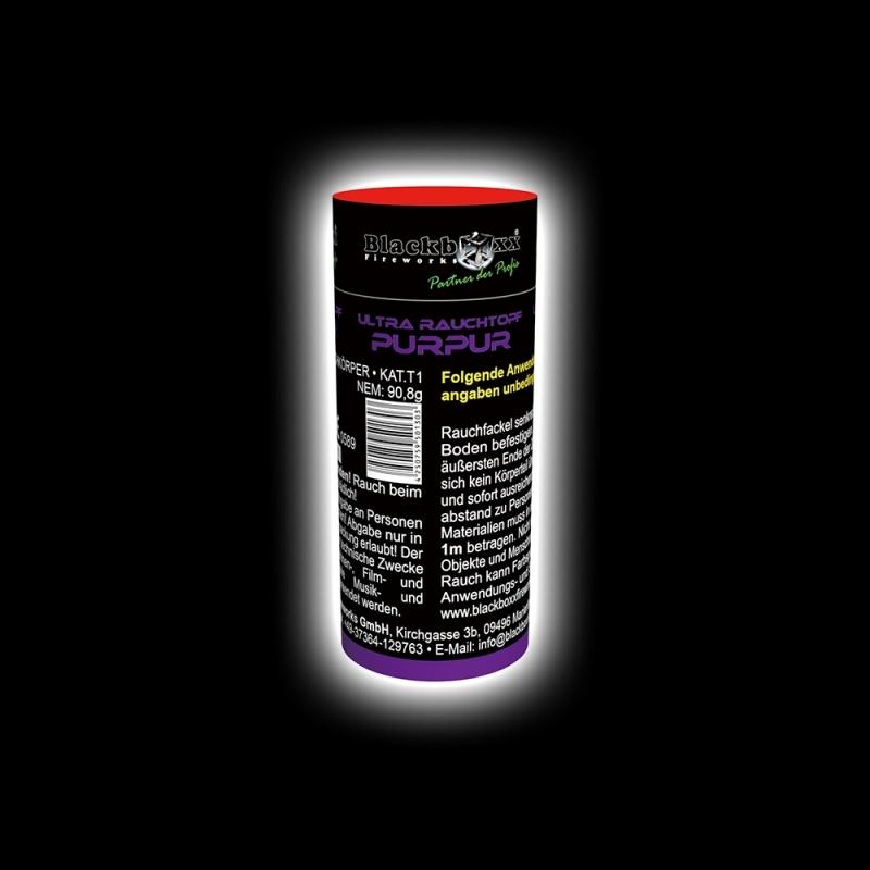 Blackboxx – Ultra Rauchtopf Purpur