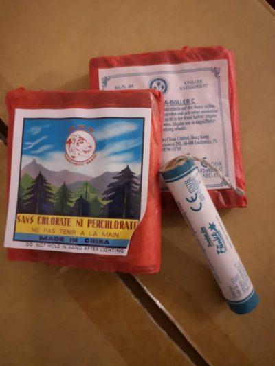 China Böller C (5er Päckchen) von Funke Feuerwerk /Firework/Fajerwerkji- Feuerwerk online kaufen im Pyrographics Feuerwerkshop