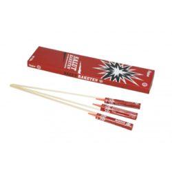 Salut Raketen mit Silberschweif von Funke Feuerwerk /Firework/Fajerwerkji- Feuerwerk online kaufen im Pyrographics Feuerwerkshop