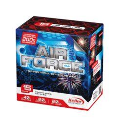 Air Force von Keller Feuerwerk - Feuerwerk online kaufen im Pyrographics Feuerwerkshop