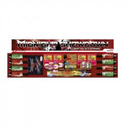 Midnight Showdown Familiensortiment von Keller Feuerwerk - Feuerwerk online kaufen im Pyrographics Feuerwerkshop