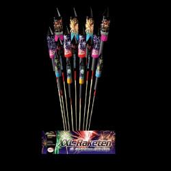 XXL Raketen von Keller Feuerwerk - Feuerwerk online kaufen im Pyrographics Feuerwerkshop