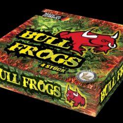 Bull Frogs (Knallfrösche Größe D) von Lesli Feuerwerk/Firework - Feuerwerk online kaufen im Pyrographics Feuerwerkshop