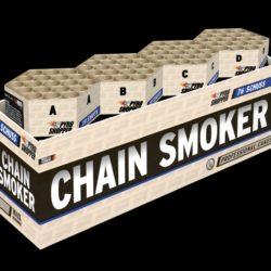 Chain Smoker Verbundfeuerwerk von Lesli Feuerwerk/Firework - Feuerwerk online kaufen im Pyrographics Feuerwerkshop