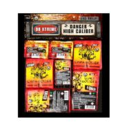 Lesli DB Extreme Knallsortiment online kaufen im Pyrographics Feuerwerk Onlineshop