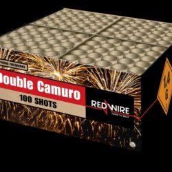 Double Camuro Verbundfeuerwerk von Lesli Feuerwerk/Firework - Feuerwerk online kaufen im Pyrographics Feuerwerkshop