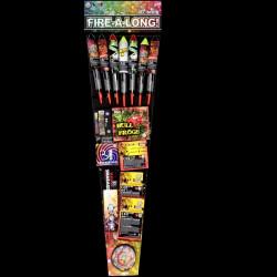 Fire a long Familiensortiment von Lesli Firework/Feuerwerk - Feuerwerk online kaufen im Pyrographics Feuerwerkshop