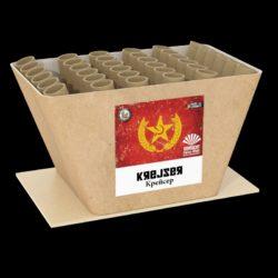 Krejser Batteriefeuerwerk von Lesli Feuerwerk/Firework - Feuerwerk online kaufen im Pyrographics Feuerwerkshop