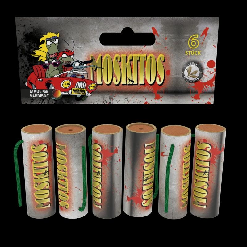 Moskitos von Lesli Feuerwerk/Firework - Feuerwerk online kaufen im Pyrographics Feuerwerkshop
