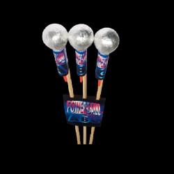 Lesli Powerball - Feuerwerk online bestellen im Pyrographics 365 Tage Feuerwerkshop