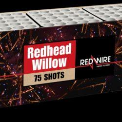 Redhead Willow Verbundfeuerwerk von Lesli Feuerwerk/Firework - Feuerwerk online kaufen im Pyrographics Feuerwerkshop