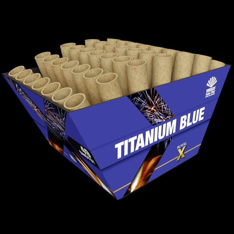 Lesli – Titanium Blue