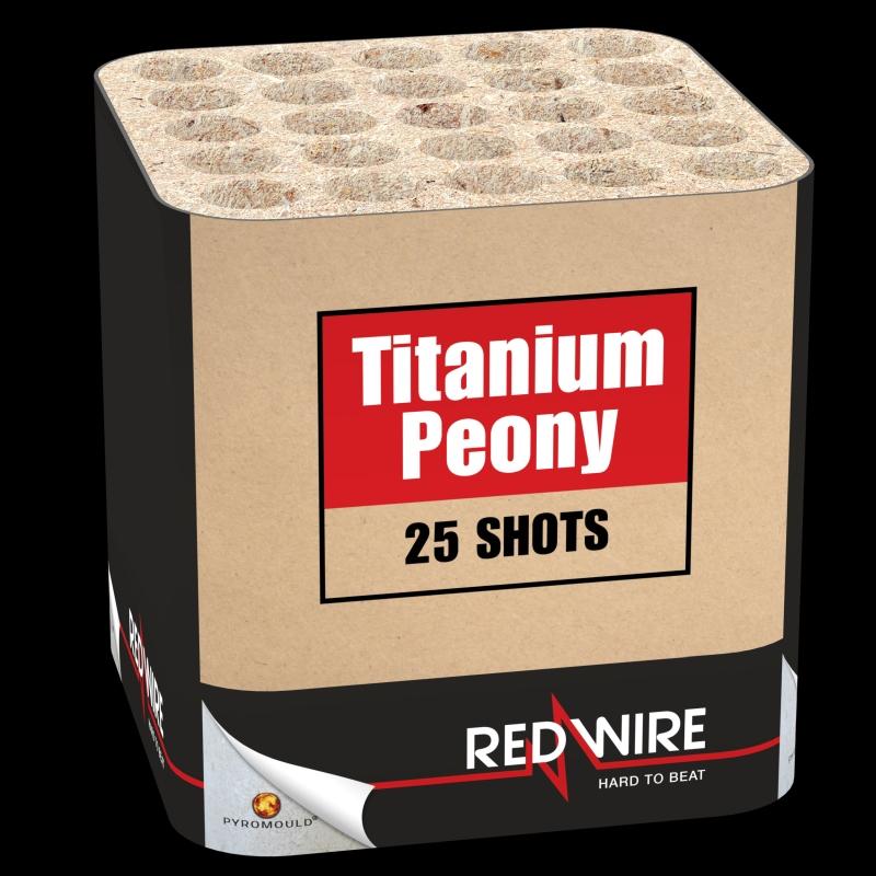 Titanium Peony von Lesli Feuerwerk/Firework - Feuerwerk online kaufen im Pyrographics Feuerwerkshop