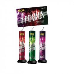 3 Pearls Feuerwerkfontänen - Feuerwerk online kaufen im Pyrographics Feuerwerkshop