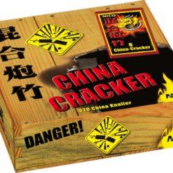 China Cracker von Nico Feuerwerk - Feuerwerk online kaufen im Pyrographics Feuerwerkshop