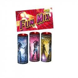 Nico Fun Mix Tischfeuerwerk - Feuerwerk online kaufen im Pyrographics Feuerwerkshop