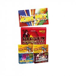 Kids Mix Kinderfeuerwerk von Nico - Feuerwerk online kaufen im Pyrographics Feuerwerkshop