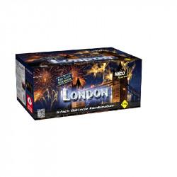 Verbundfeuerwerk von Nico Europe - London - Feuerwerk online kaufen im Pyrographics Feuerwerkshop