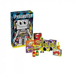Pyroboter Kinderfeuerwerk - Feuerwerk online kaufen im Pyrographics Feuerwerkshop