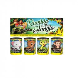 Rumble in the Jungle Tischfeuerwerk vo Nico online kaufen im Pyrographics Feuerwerk Onlineshop