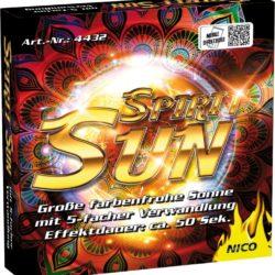 Spirit Sun von Nico Feuerwerk- Feuerwerk online kaufen im Pyrographics Feuerwerkshop