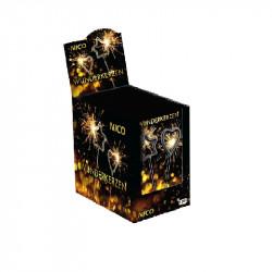 Wunderkerzen Herz/stern von Nico Europe online kaufen im Pyrographics Feuerwerk Onlineshop