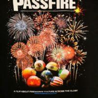 """Pyro Noveltis – Feuerwerk T-Shirt """"Passfire Movie"""" Größe L"""