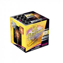 25 Carat von Weco - Feuerwerk online kaufen im Pyrographics Feuerwerkshop