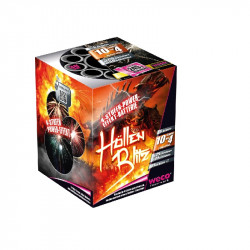 Höllenblitz von Weco Feuerwerk online kaufen im Pyrographics Feuerwerkshop