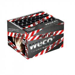 Profi Line 3 von Weco - Feuerwerk online kaufen im Pyrographics Feuerwerkshop