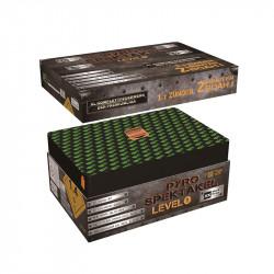 Blackboxx Pyro Spektakel Level 1 Verbundfeuerwerk online kaufen an 365 Tage im Jahr im Pyrographics Feuerwerk Onlineshop