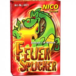 Feuerspucker von Nico online kaufen an 365 Tage im Jahr im Pyrographics Feuerwerk Onlineshop