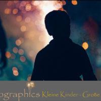 Pyrographics Kleine Kinder – Große Augen