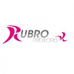 Herstellerlogo Rubro Feuerwerk (Rubro Fireworks)
