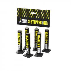 3 Stepper von Zena online bestellen by Pyrographics Feuerwerkan 365 Tage im Jahr